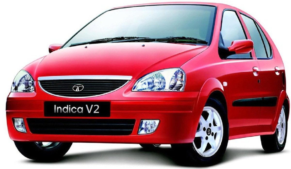 Old is Gold - Tata Indica facelift