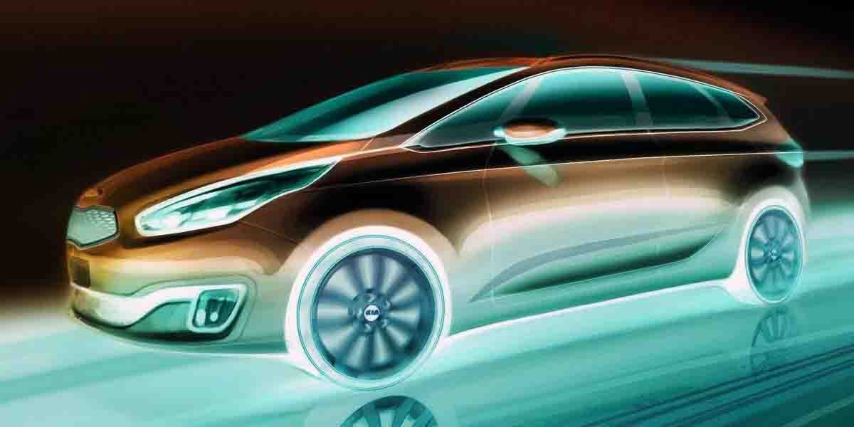 Second Kia MPV for India to Rival Maruti Ertiga