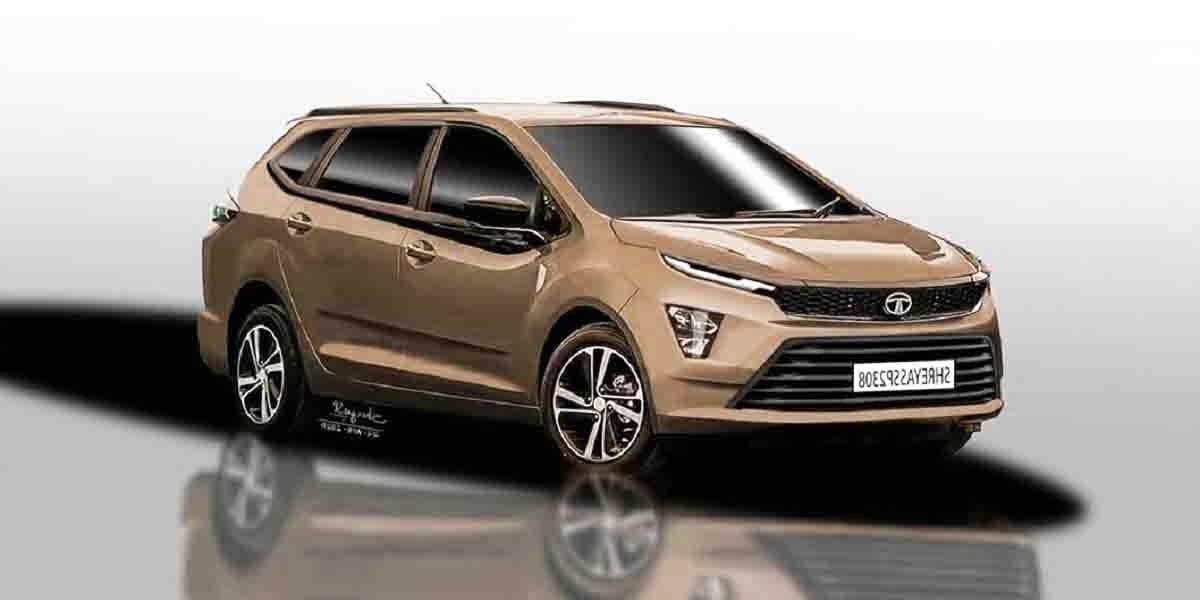 Tata Altroz to Spawn a 7-seater MPV