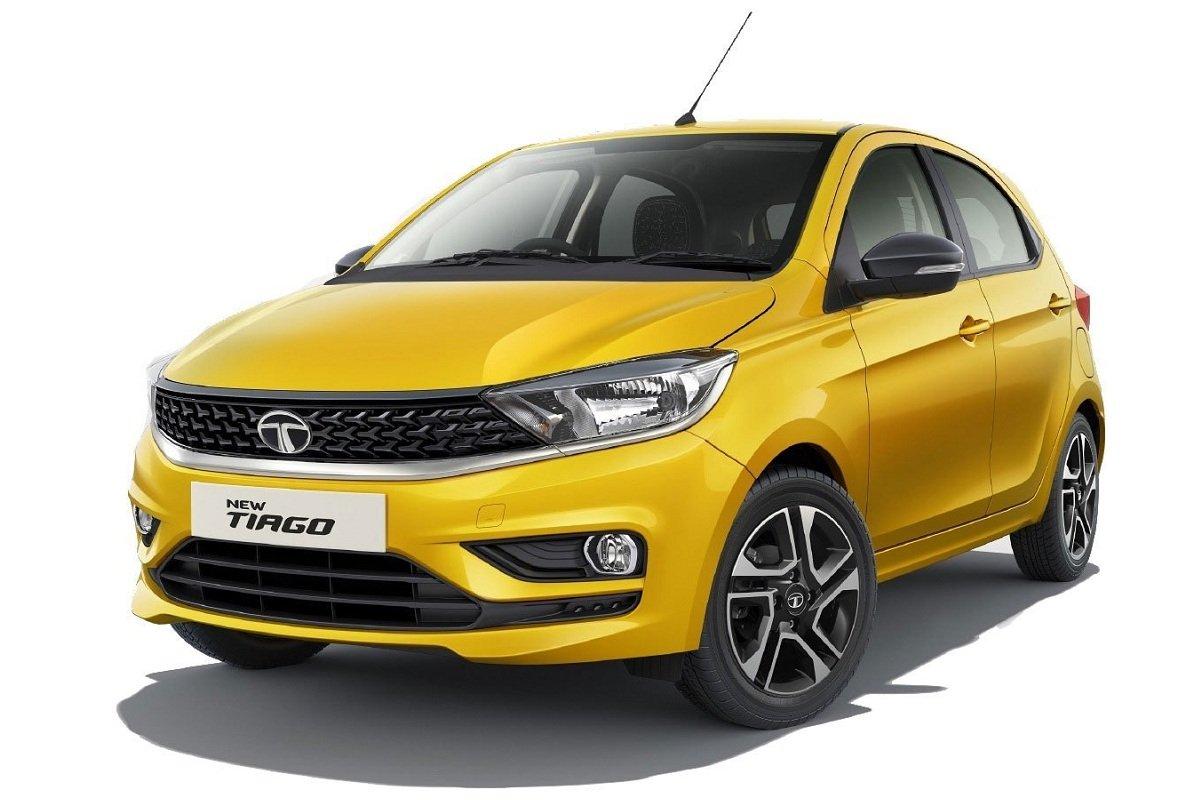 2020 Tata Tiago BS6