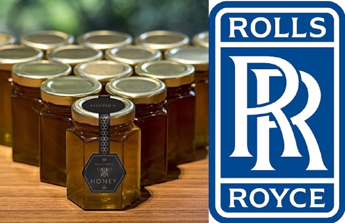 Here's World's Most Exclusive Honey From Rolls Royce
