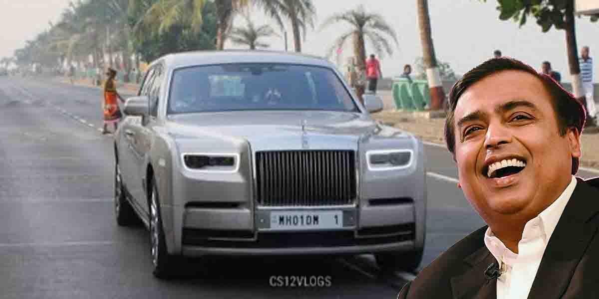 Mukesh Ambani S 5 Most Expensive Cars On Video