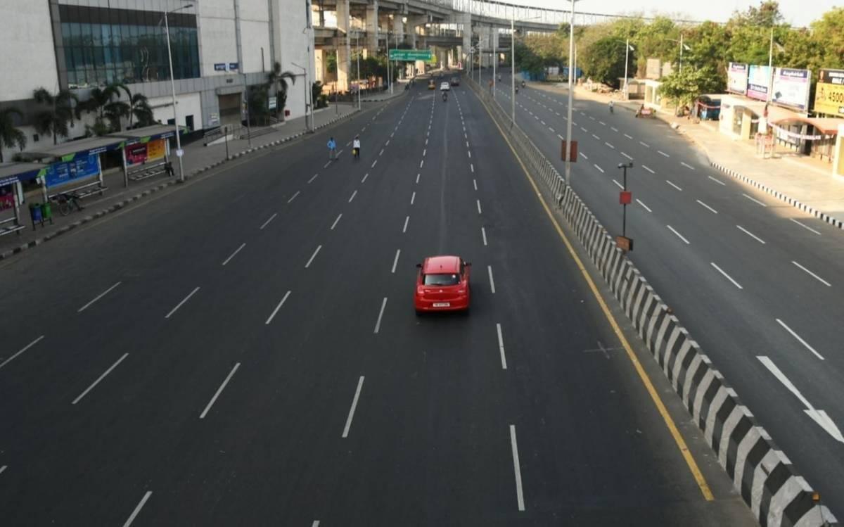 india lockdown due to virus outbreak