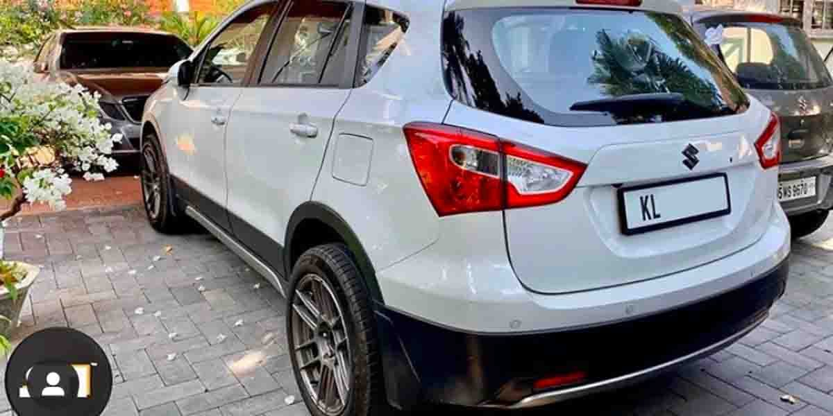 This Modified Maruti S Cross Offers Twice the Power of a New One