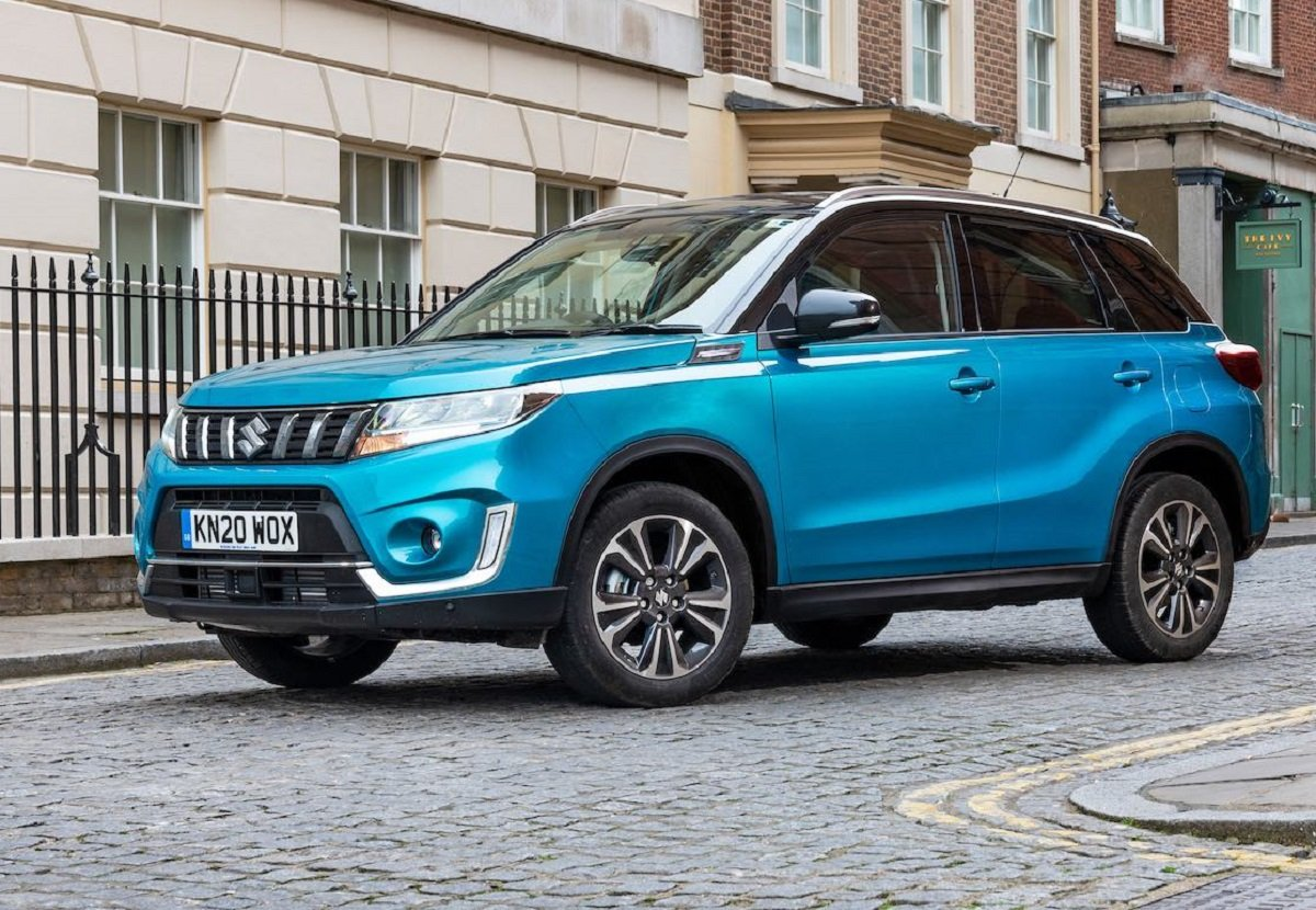 Next-Gen Suzuki Vitara Could Be A potential Rival To Kia Seltos In India