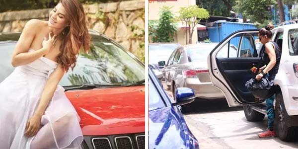 Bipasha's Toyota Fortuner to Jacqueline's Jeep Compass - 5 Humble Cars of Bollywood Divas