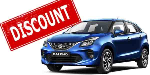 BSVI Maruti Baleno Available With Attractive Discount Offers