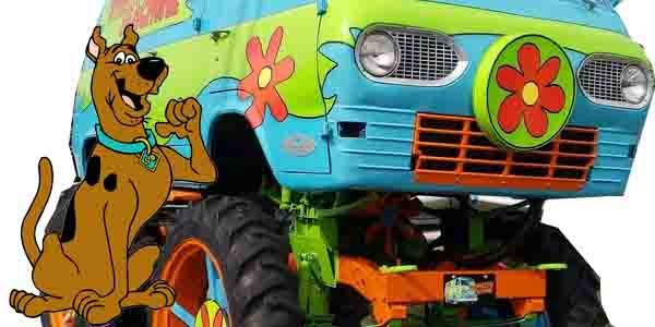 Scooby-Doo Gets His Own Monster Truck!
