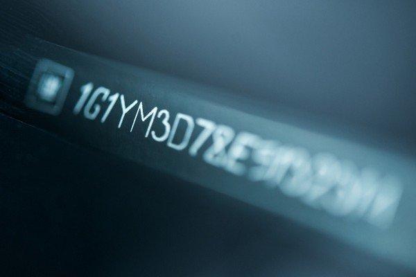 vehicle identification number