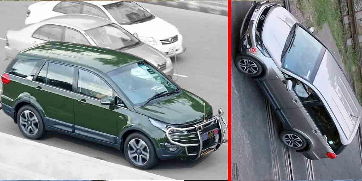 DO YOU KNOW - India-made Tata Hexa is the Official Car of Bangladesh Army