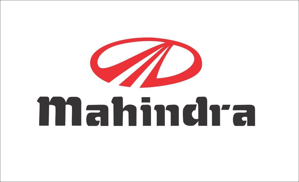 Mahindra Logo - Modern