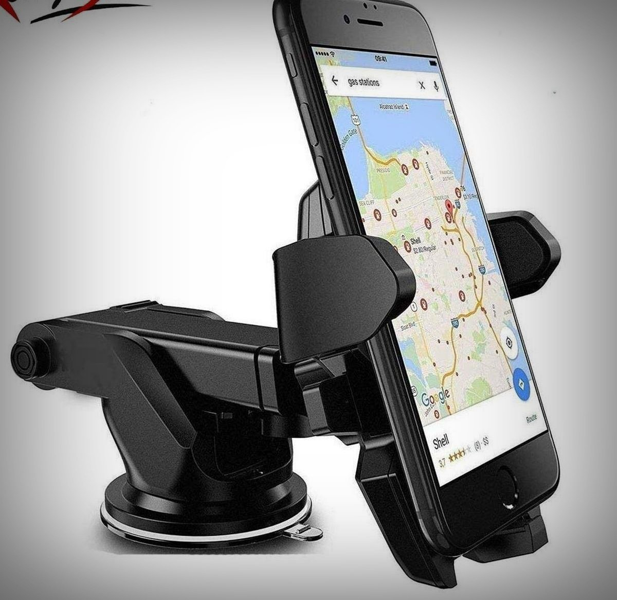 gabbar adjustable mobile holder for car
