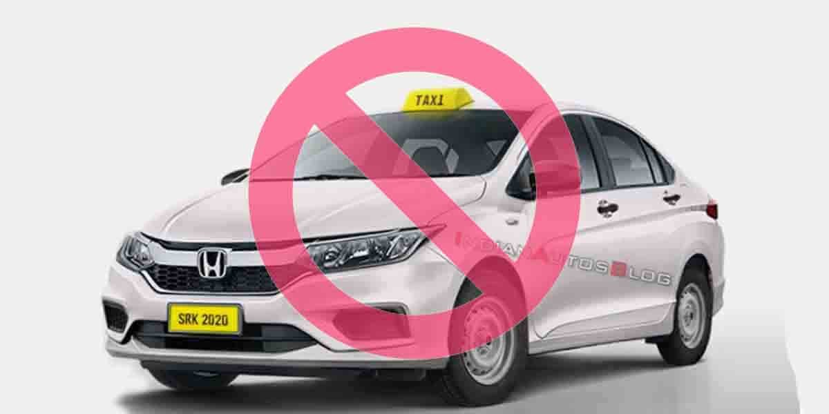 Current Honda City To NOT Become A Taxi Offering – Exclusive