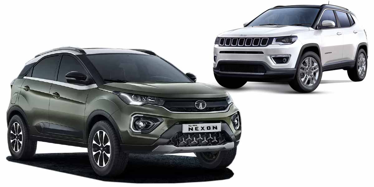 Tata Nexon, Jeep Compass Production Resumes At Ranjangaon Plant