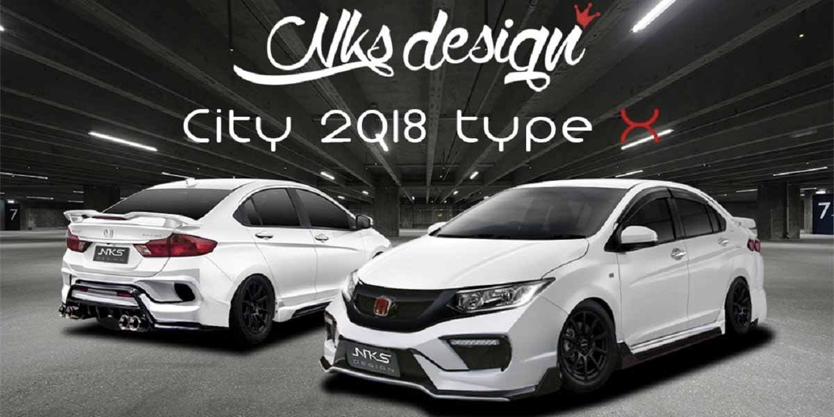 Current Honda City With NKS Body Kit Looks HOTTER Than The New-Gen Model