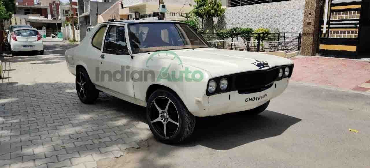 Modified 2-Door HM Contessa Is Up For Grab