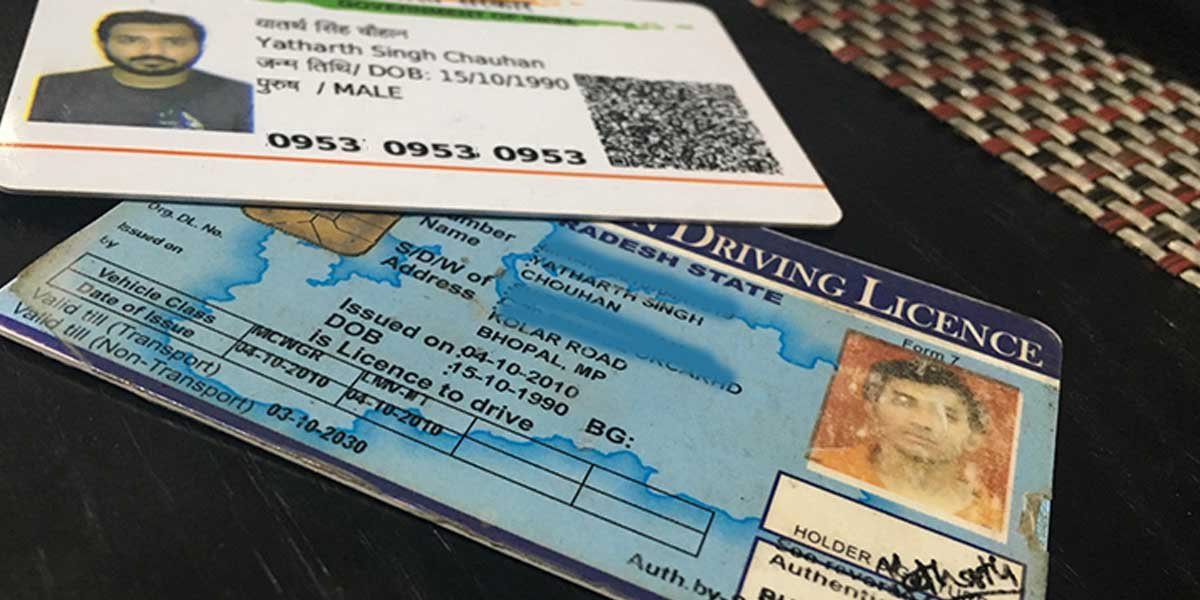 Do You Have To Link Driving Licence with Aadhaar And How?