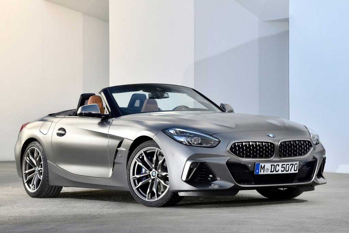 bmw z4 three quarter