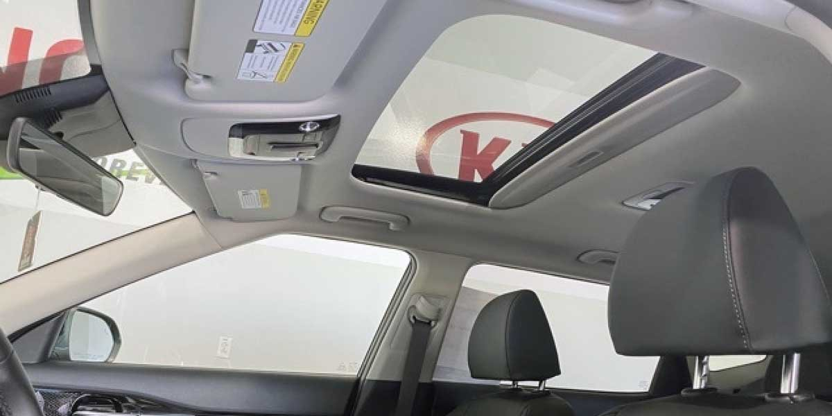 Sunroof-equipped Kia Seltos Gets More Affordable