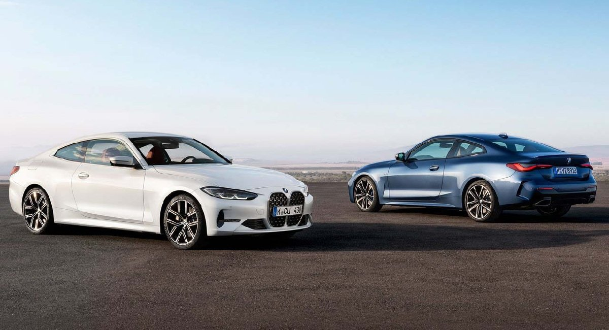 2021 BMW 4-series G22 Coupe
