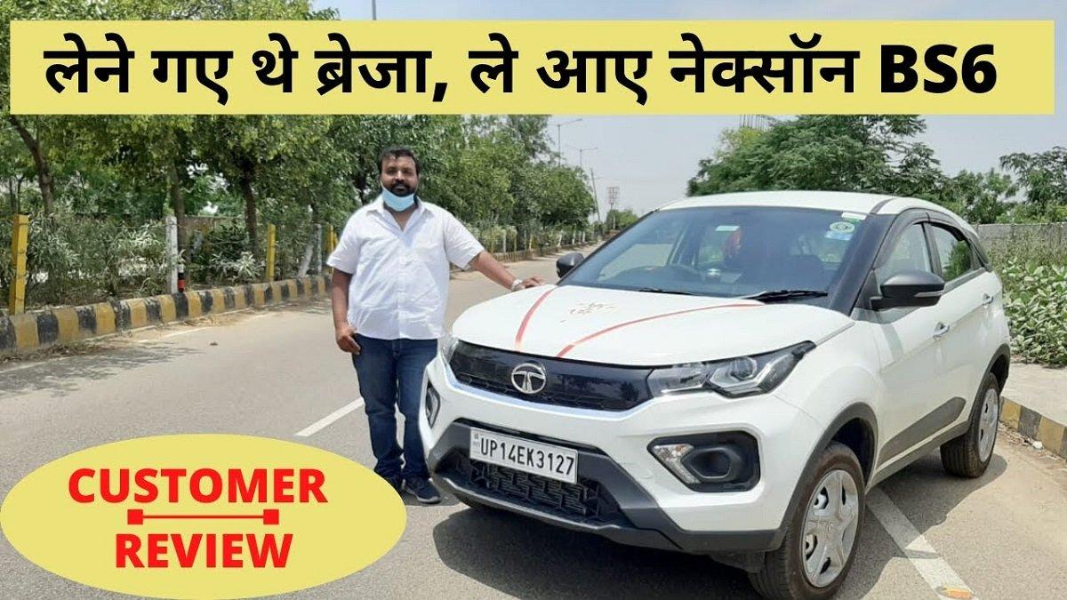 Maruti Brezza Fan Buys A Tata Nexon - Here's Why
