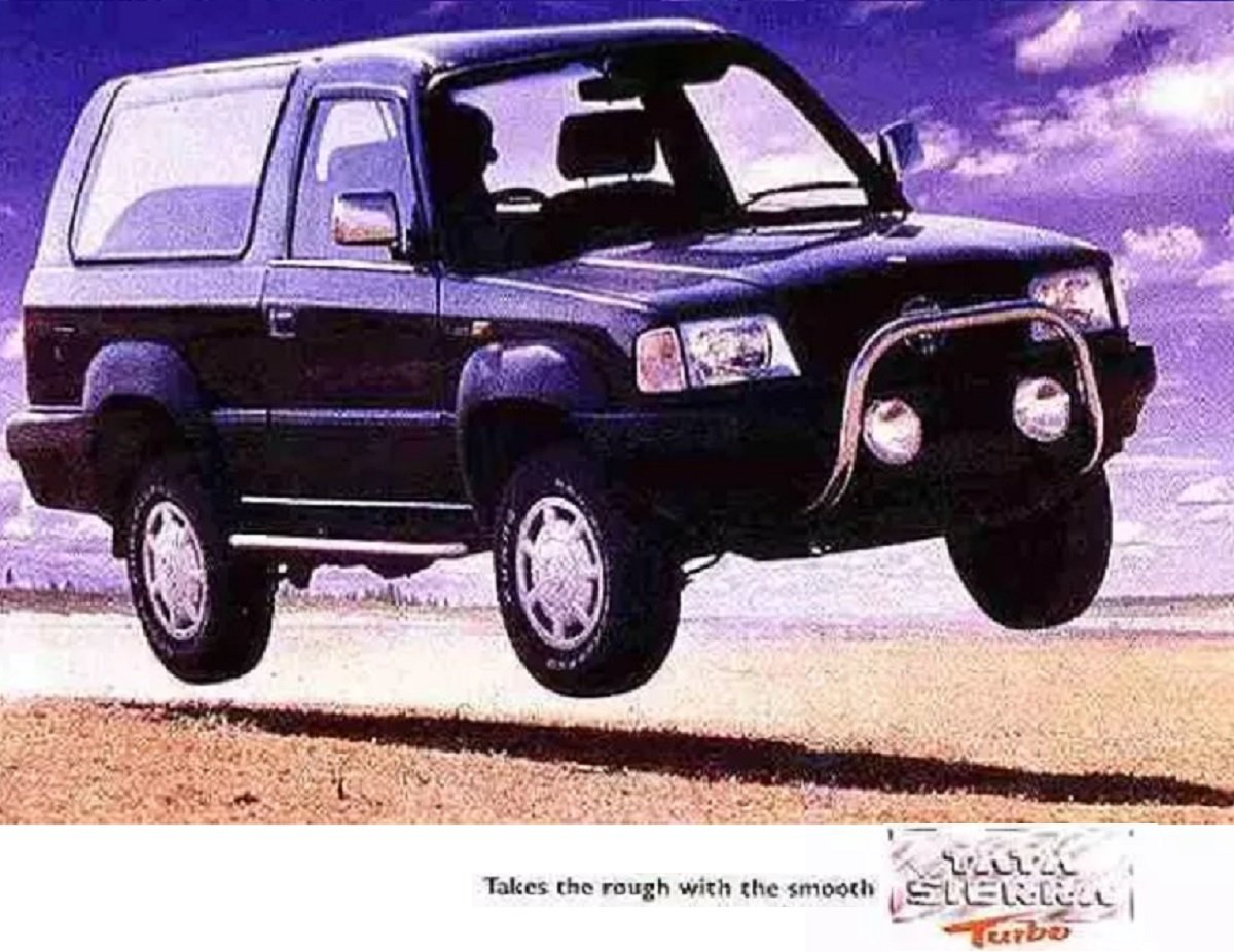 Do You Know How Fast The Tata Sierra Turbo Was?