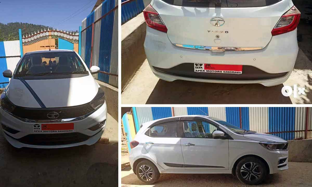 2020 Tata Tiago Facelift Now Available in Used Market - Almost New Condition