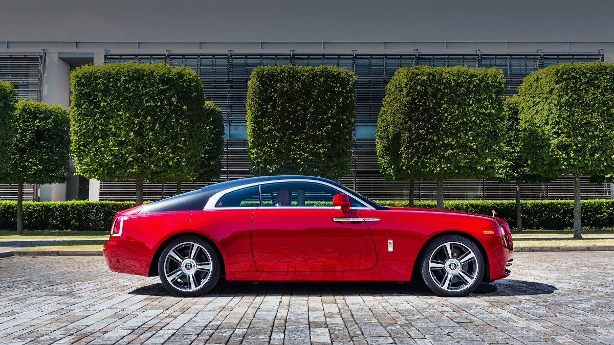 Rolls Royce Wraith the fastest roller in the world