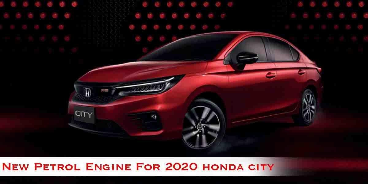new honda city 2020 red front angle