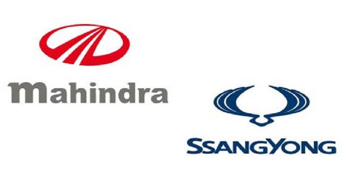 Mahindra SsangYong logo