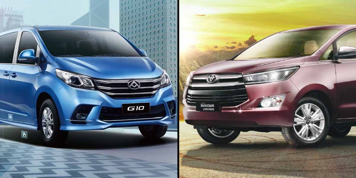 Refreshed Maxus G10 (aka MG G10) Launched in China, India-bound As Toyota Innova Crysta Rival
