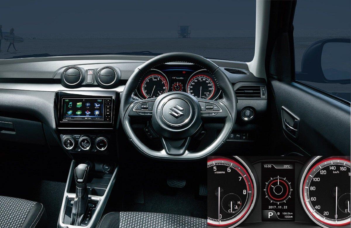 Maruti Suzuki Swift To Get More Mileage, Power and Style