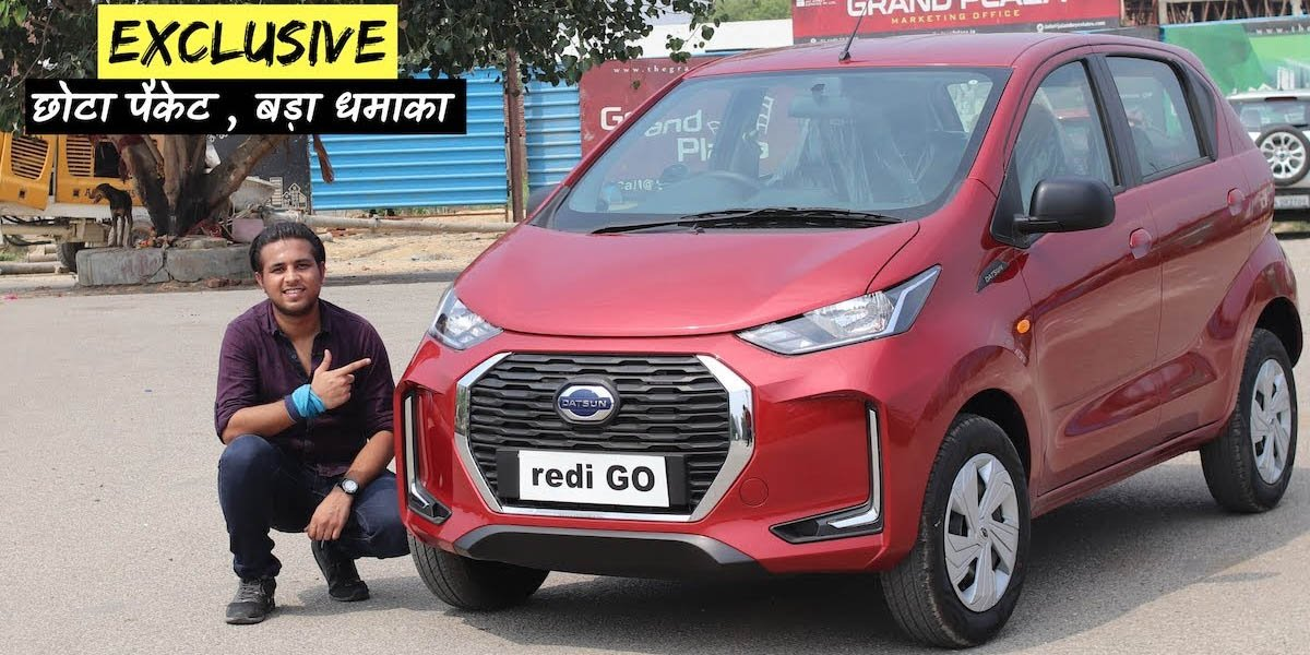 2020 Datsun Redi-GO BS6 Detailed First Drive Review