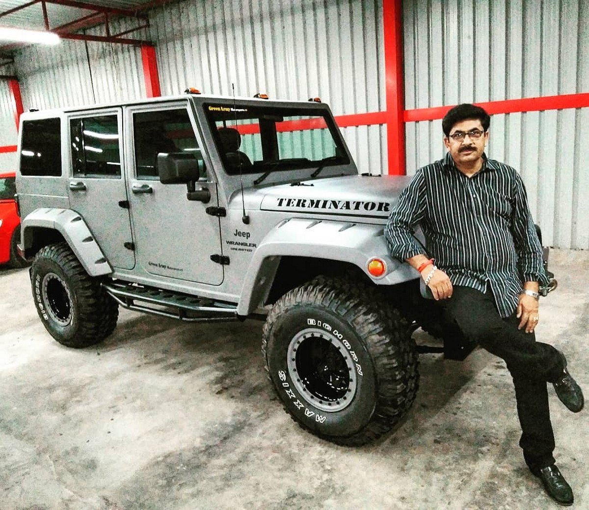 Modified Mahindra Bolero Looks Like A Jeep Wrangler