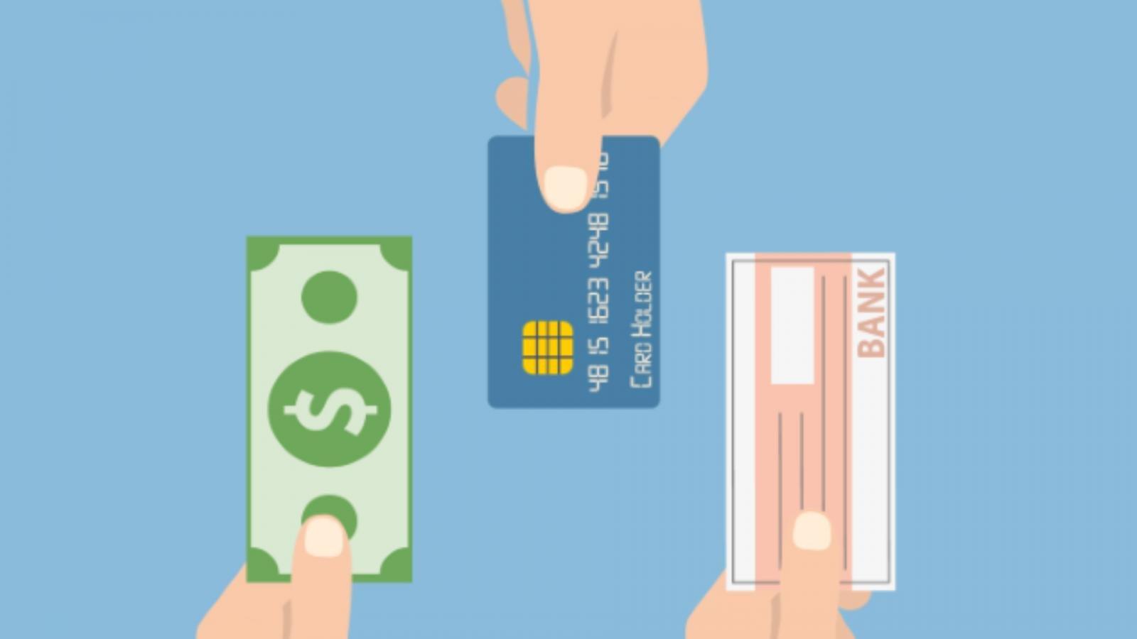 paying deposit