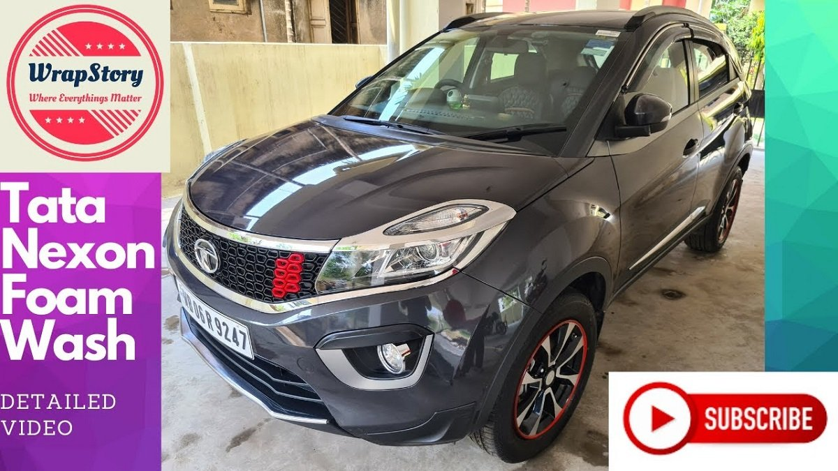 Tata Nexon: Guide For Detailing your Car Like Pro At Home
