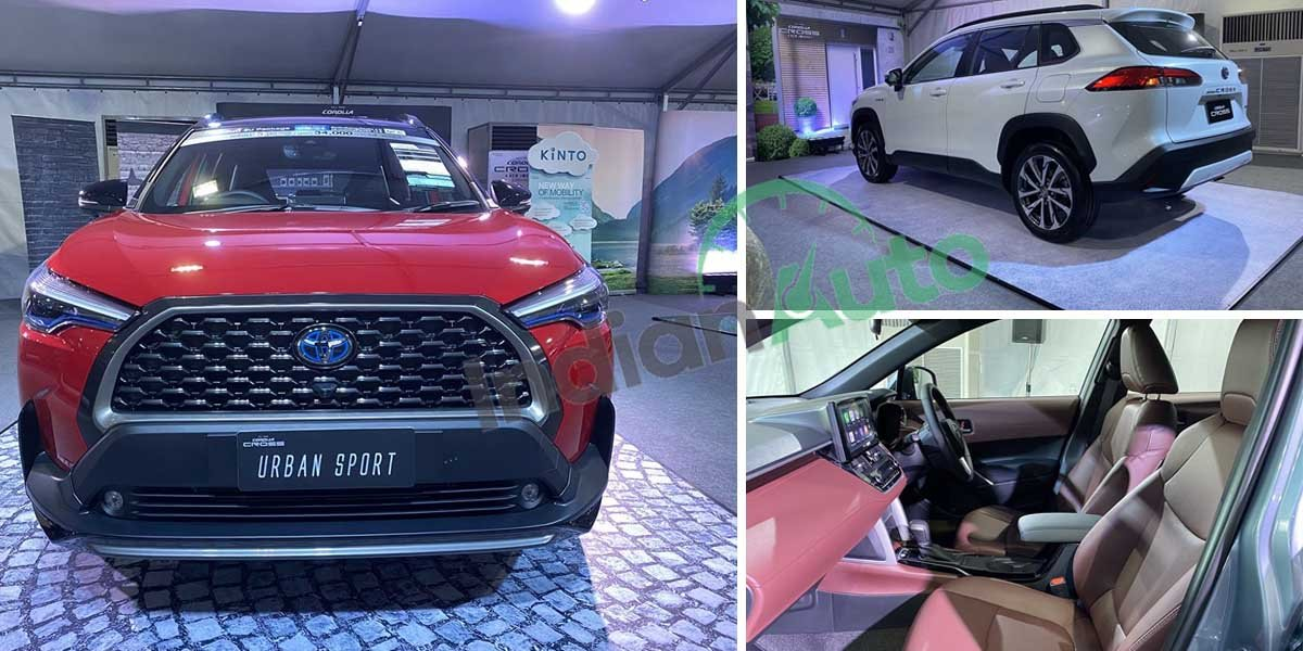 Toyota Corolla Cross – Here Are First Real Life Images