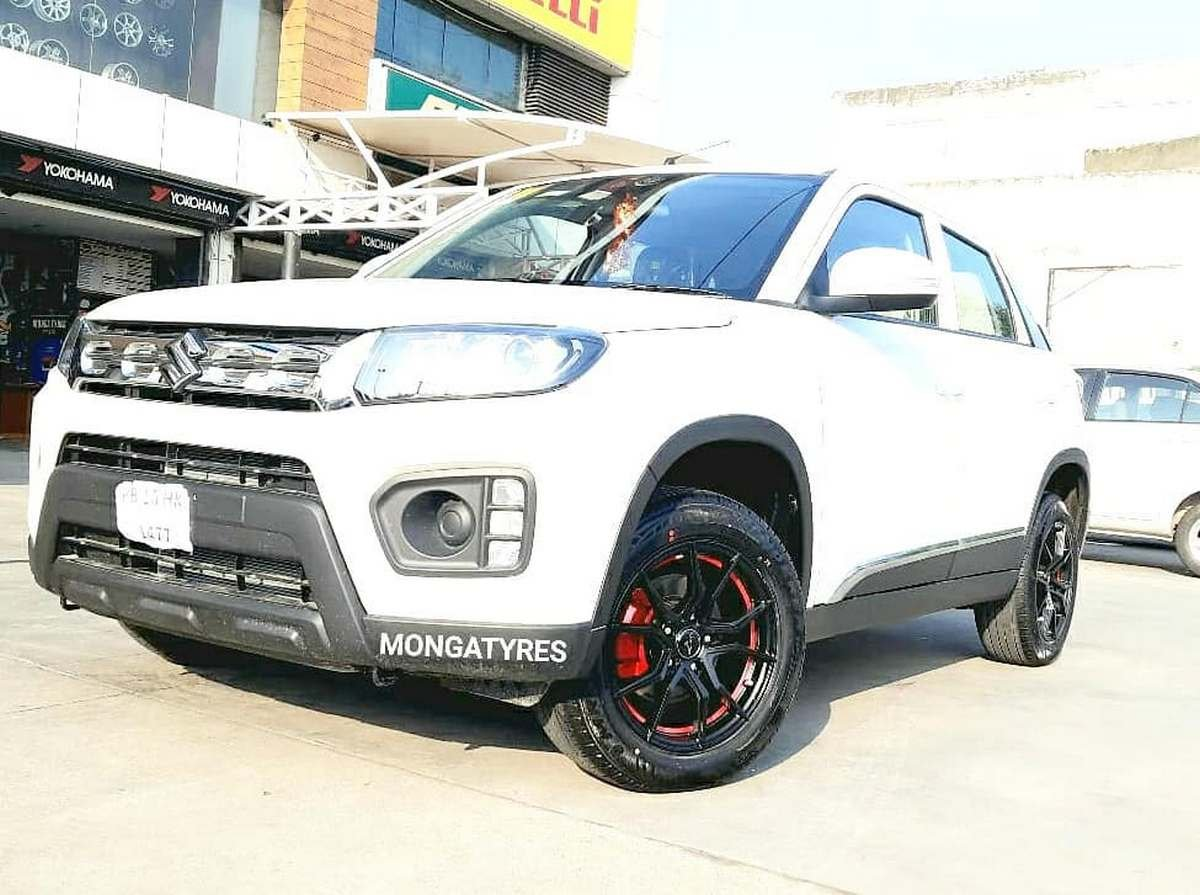 Front-side-look-of-the-SUV