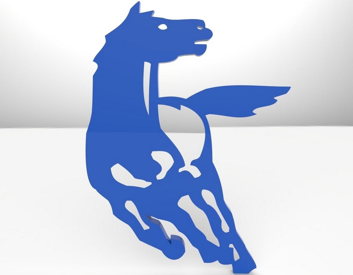 car logos with horse kamaz logo image