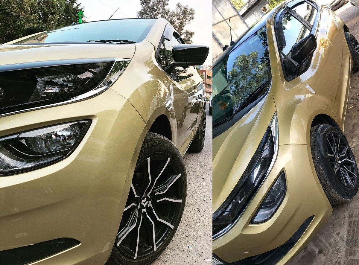 Tata Altroz Gets New 16-inch Diamond-cut Alloy Wheels For Rs. 24,000 Only