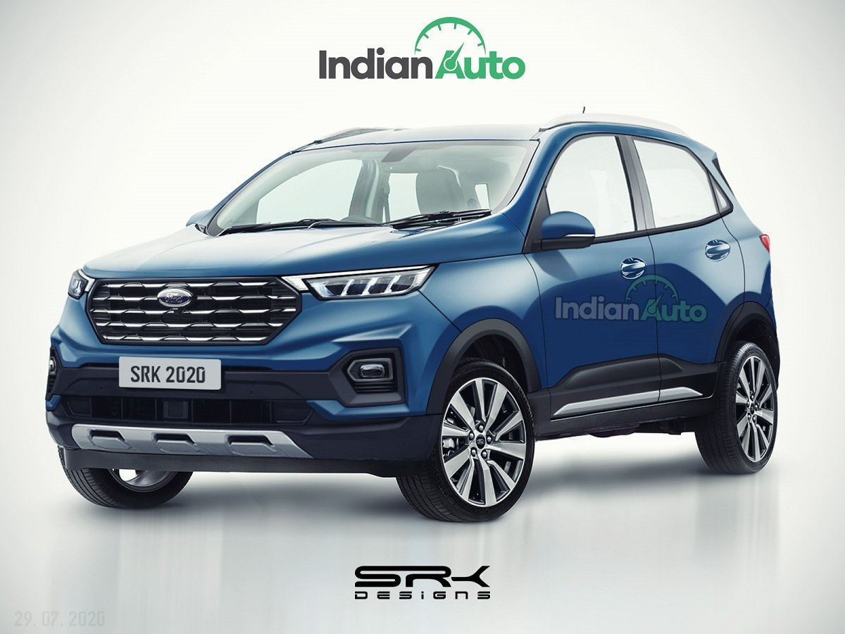 2021 Ford Ecosport New Model and Performance