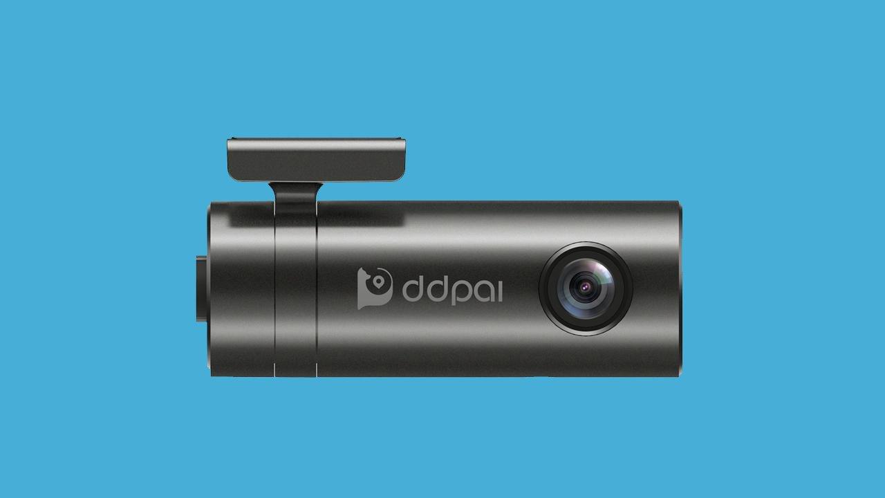 DDPAI Mini Car Dash Camera