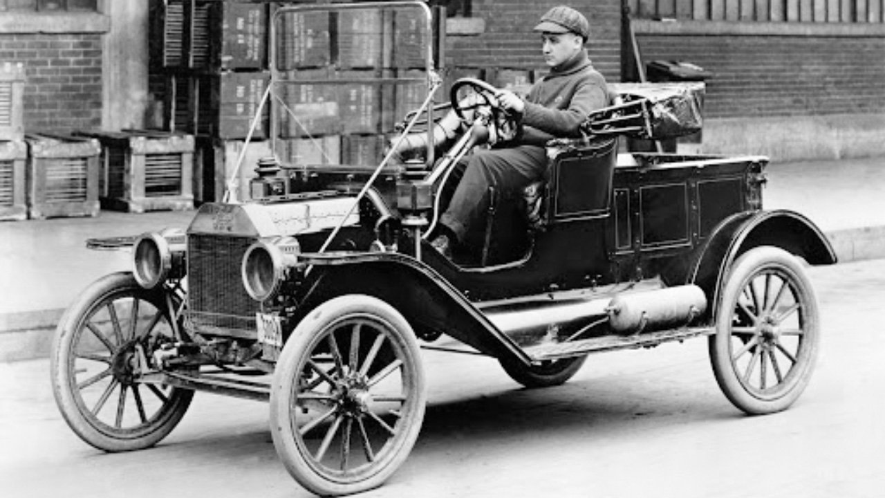Henry Ford's electric car