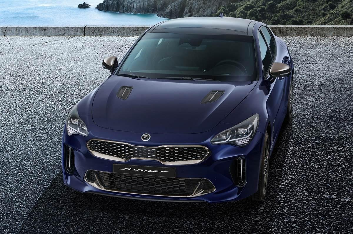 upcoming cars under 50 lakhs - kia stinger