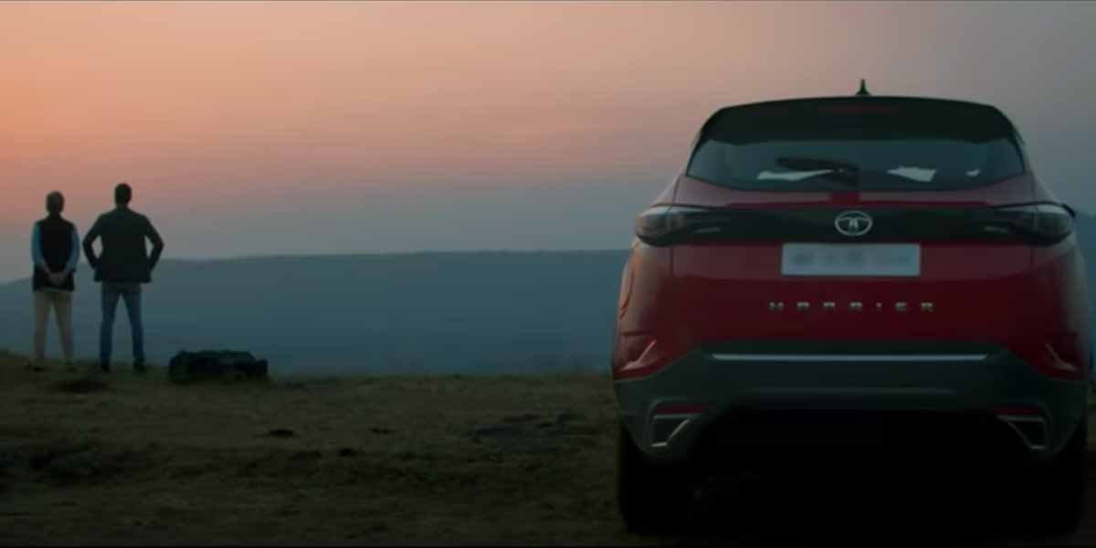 New Tata Harrier TVC is Worth a Watch - Check it Out HERE