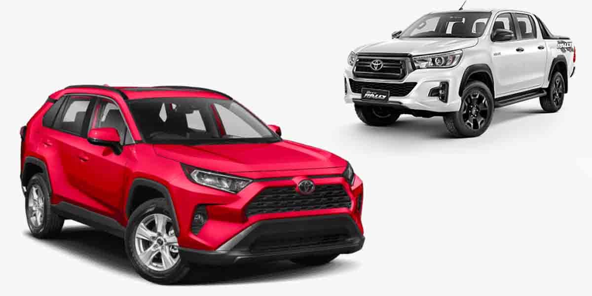 Toyota RAV4, Hilux, Others Are NOT India-bound - Here's Why