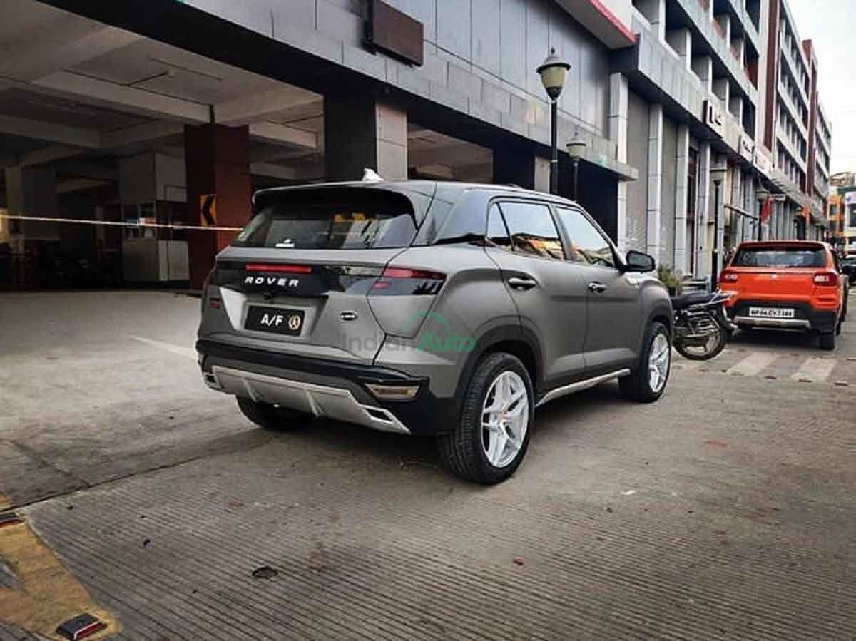 First-ever Serious Modification on New Hyundai Creta - THIS IS IT!