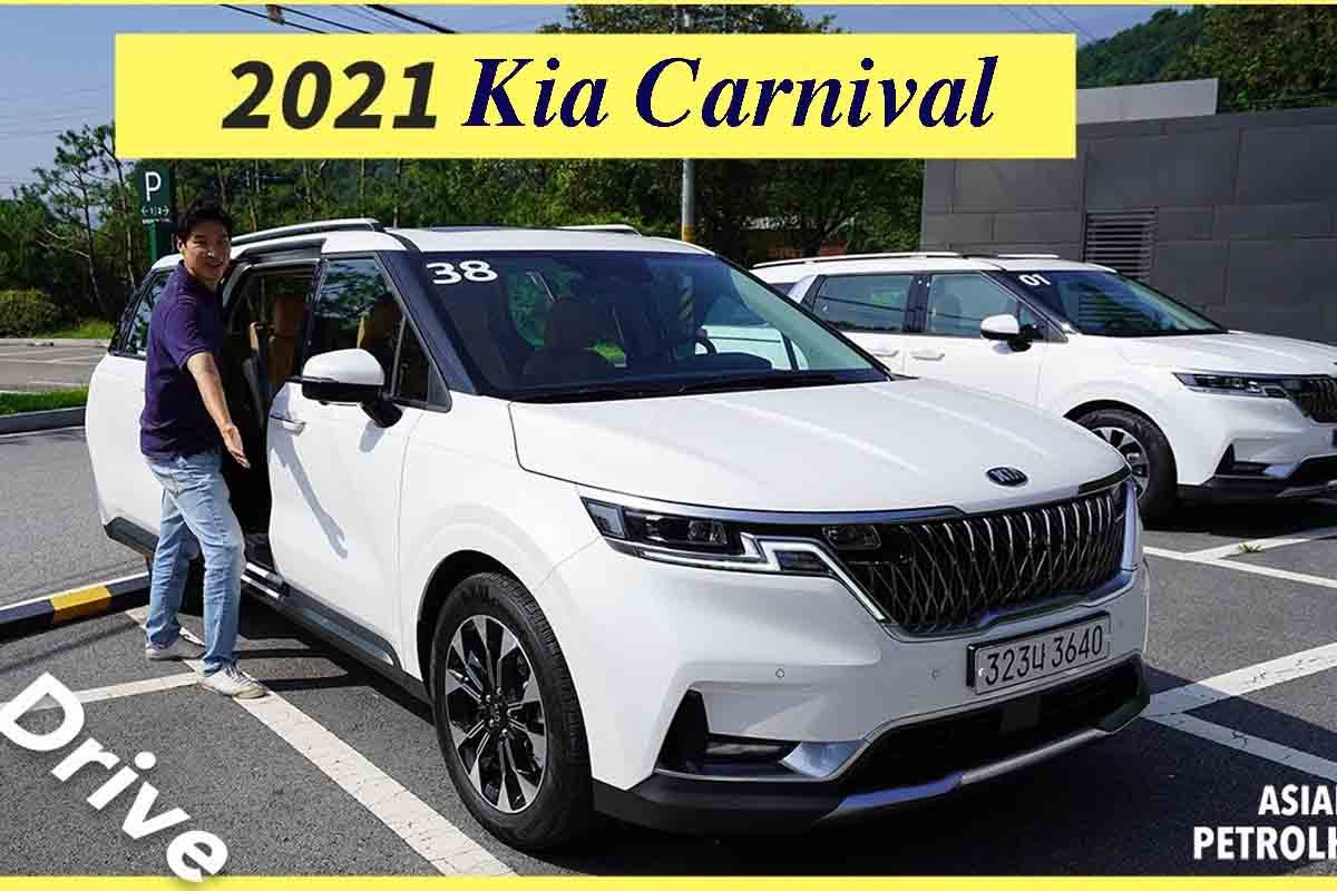 New Kia Carnival Review by a Hyundai Palisade Owner