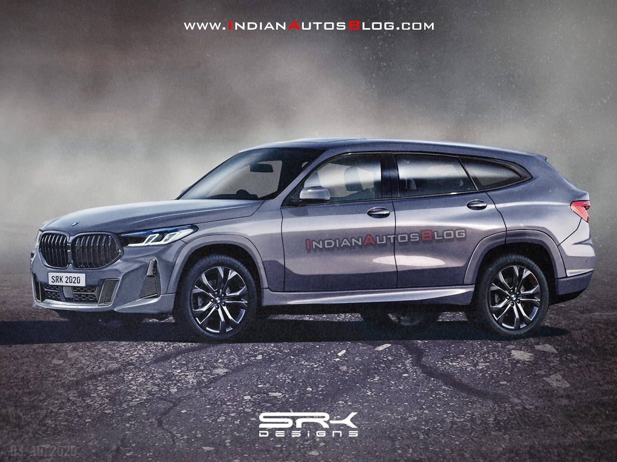 2020 BMW X8 Rendering, Here's How the Flagship Bavarian SUV Will Look Like