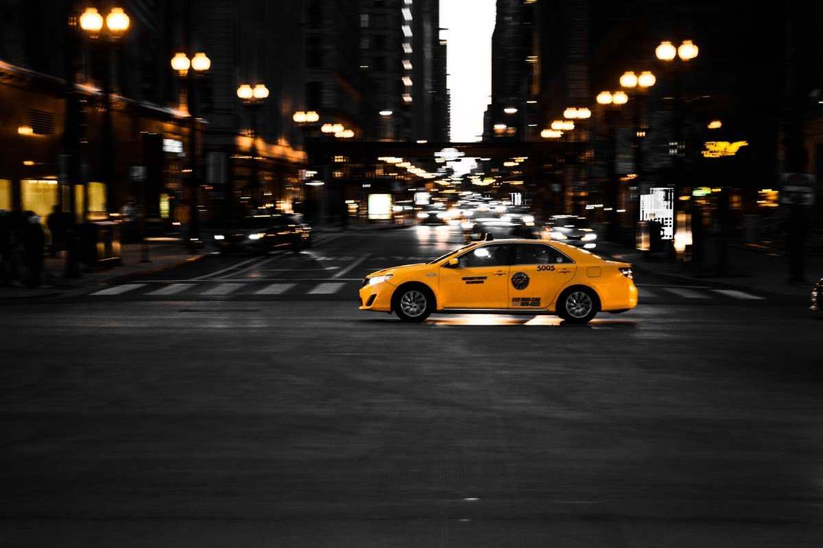 yellow-cab-on-action
